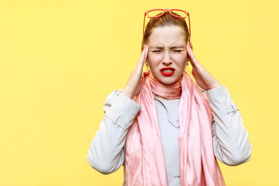 5 najczęstszych przyczyn bólu głowy