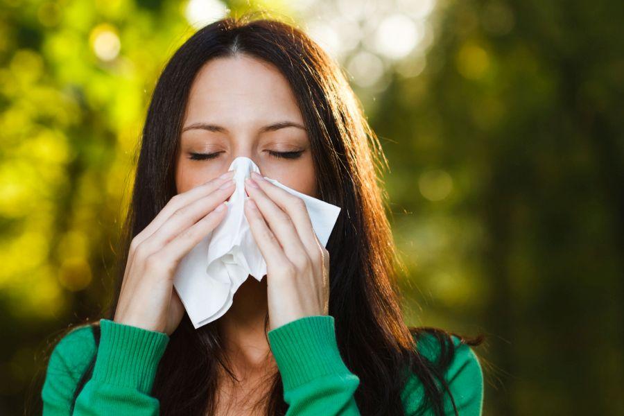 Alergia na pyłki i trawy MedMe.pl