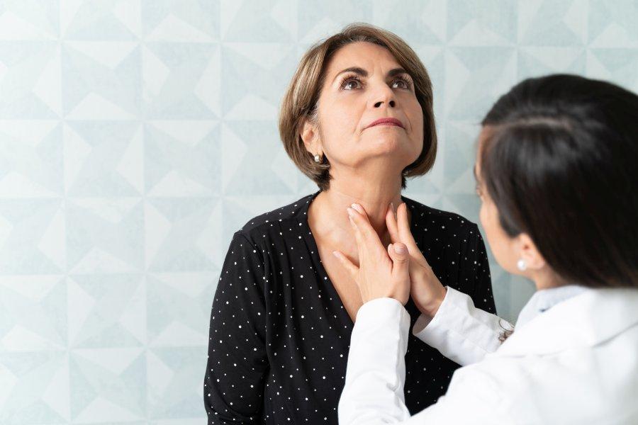Biopsja tarczycy – jak wygląda badanie?