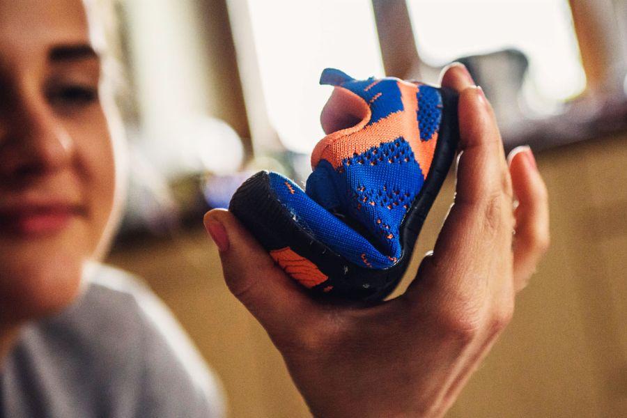 Buty dla malucha z bardzo elastyczną podeszwą sklep z butami dla dzieci Bosa Stópka