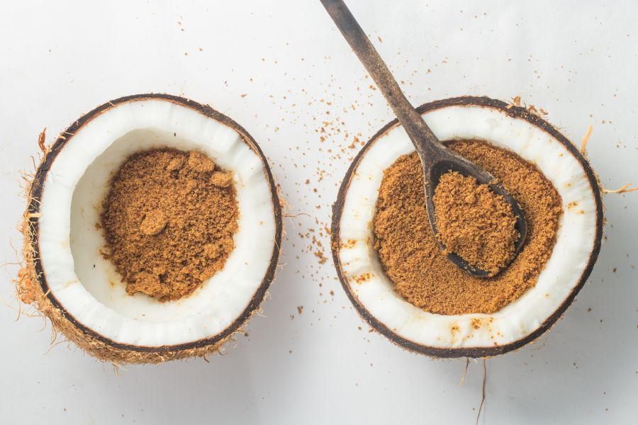 Cukier kokosowy