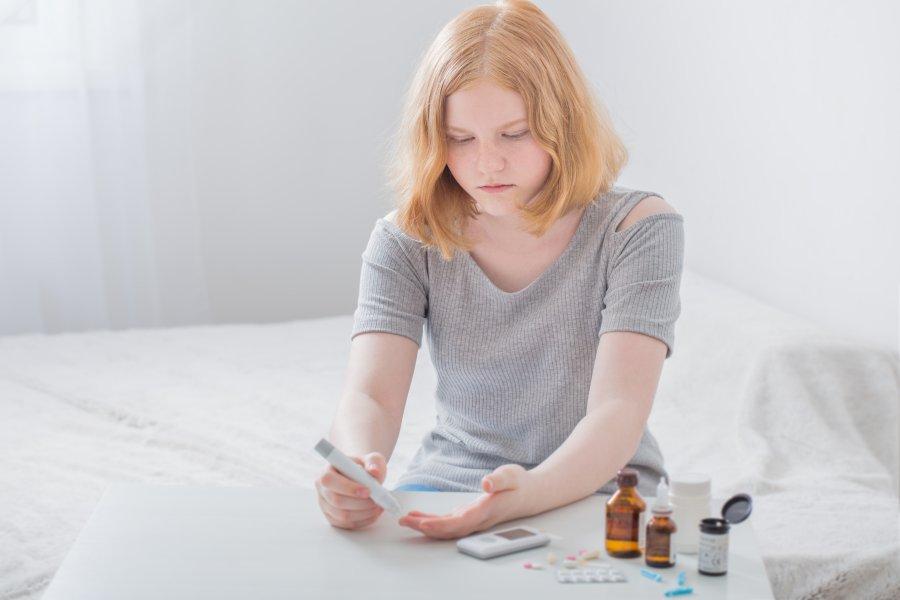 Cukrzyca u dzieci - objawy i leczenie