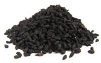 Nasiona czarnuszki siewnej.