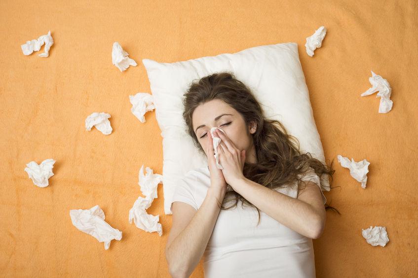 Czym się różni grypa od przeziębienia?