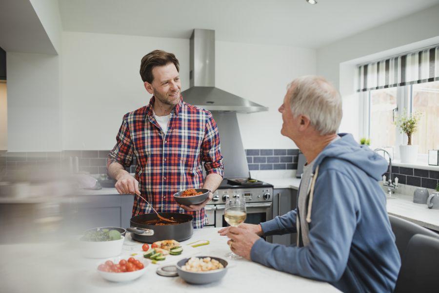 Dieta w wieku 40–50 lat