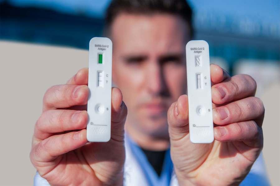 dr jan żak testy antygenowe