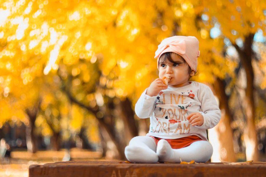 Dziecko - dieta BLW