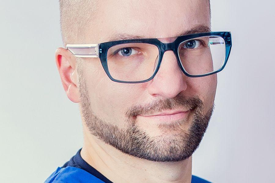Ginekolog Wojciech Homola