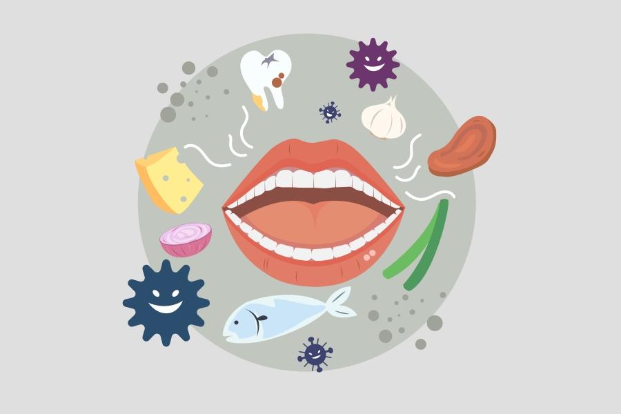 Halitoza – jak walczyć z nieświeżym oddechem?