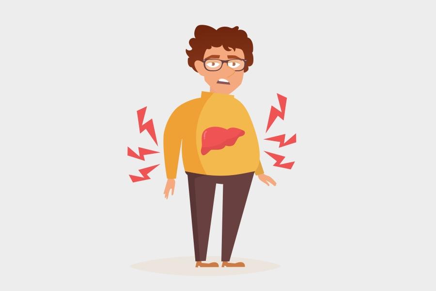 Jakie są objawy chorej wątroby?