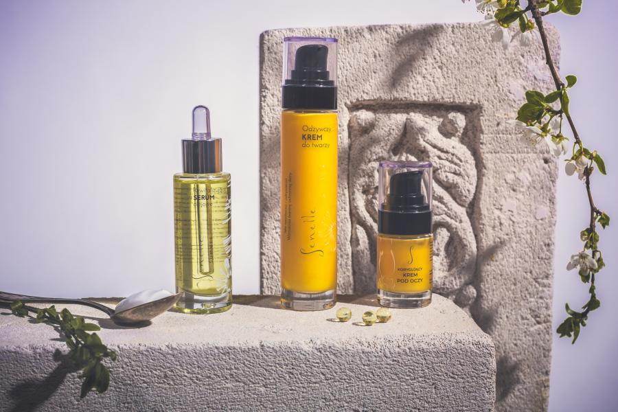 Kosmetyki naturalne Senelle