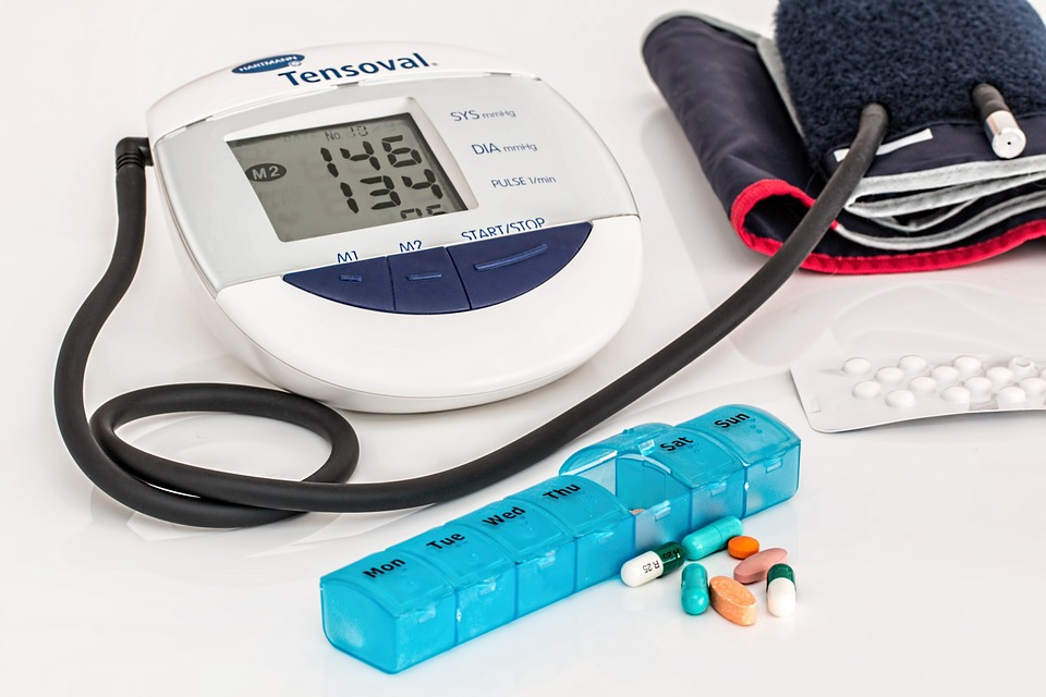 leki kardiolog ciśnieniomierz