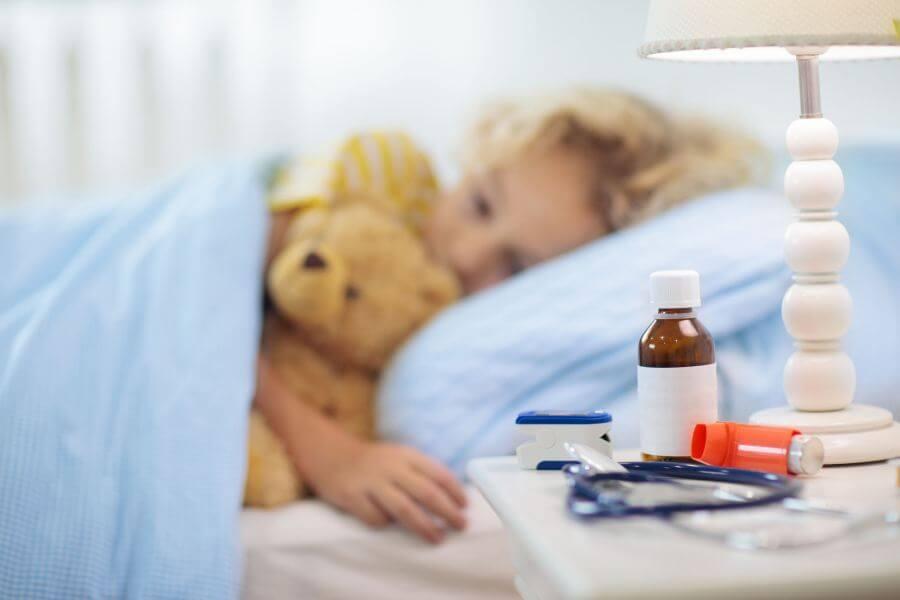 leki na gorączkę