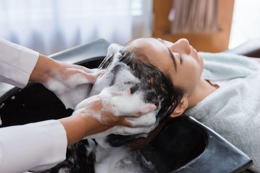 łupież szampon