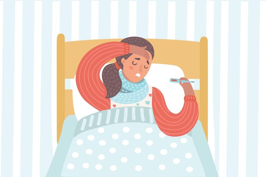 Mononukleoza - objawy i sposoby leczenia