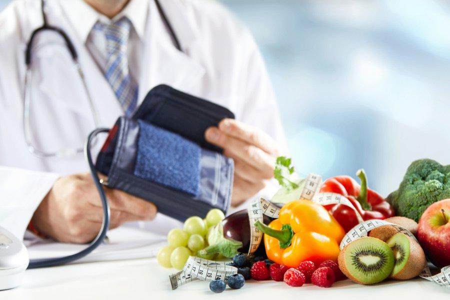 Nadciśnienie dieta