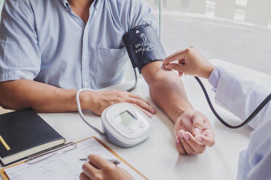 Nadciśnienie tętnicze - rozpoznanie, leczenie