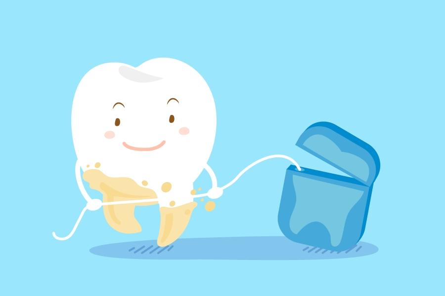 Nić dentystyczna - czy warto jej używać?