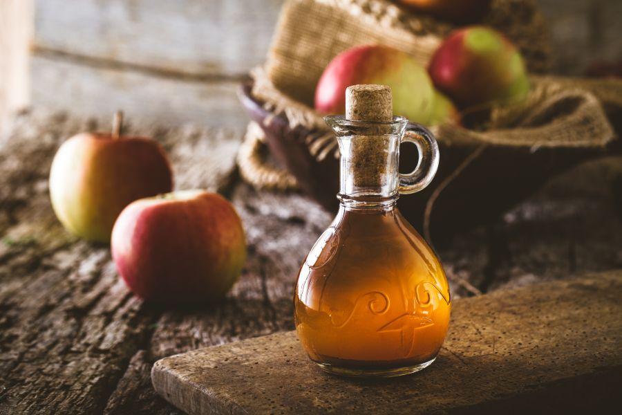 Ocet jabłkowy - właściwości i zastosowania
