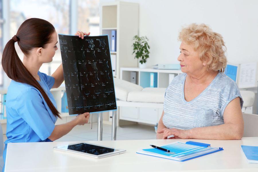osteoporaza badanie lekarz