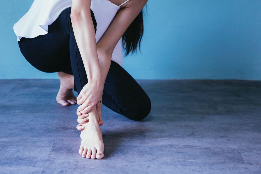 Ostroga piętowa – bolesny problem