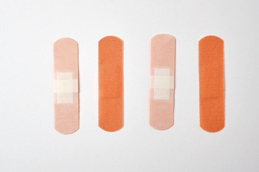 plastry przeciwbolowe