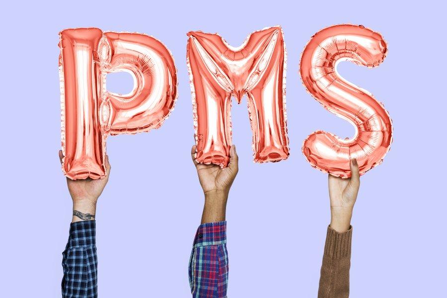 PMS (Zespół napięcia przedmiesiączkowego) - jak się objawia i jak sobie z  nim poradzić? - KtoMaLek