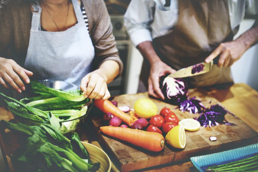 Porady żywieniowe dla wegan