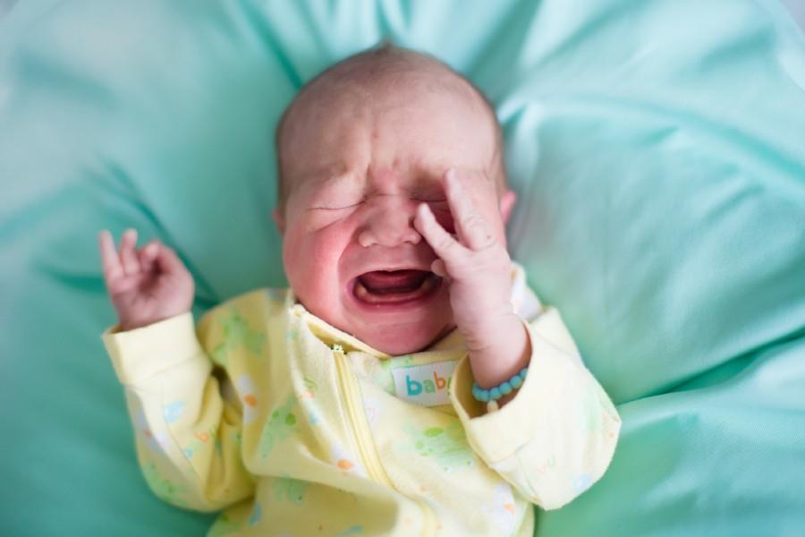 Potówki u niemowlaka - jak je leczyć?