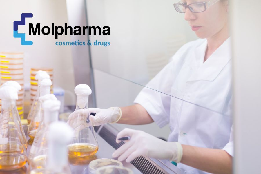Proces ekstrakcji Molpharma