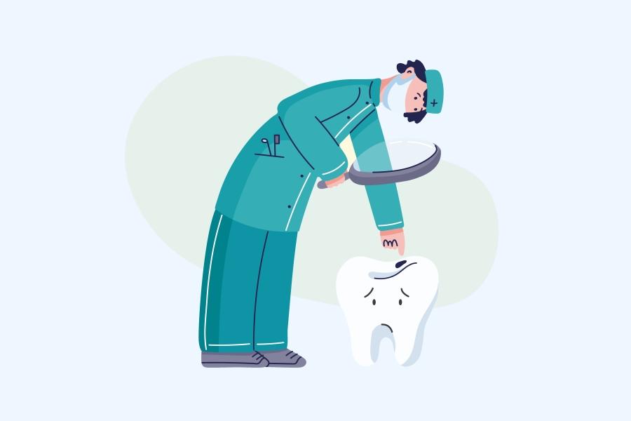 Próchnica zębów – powszechna choroba
