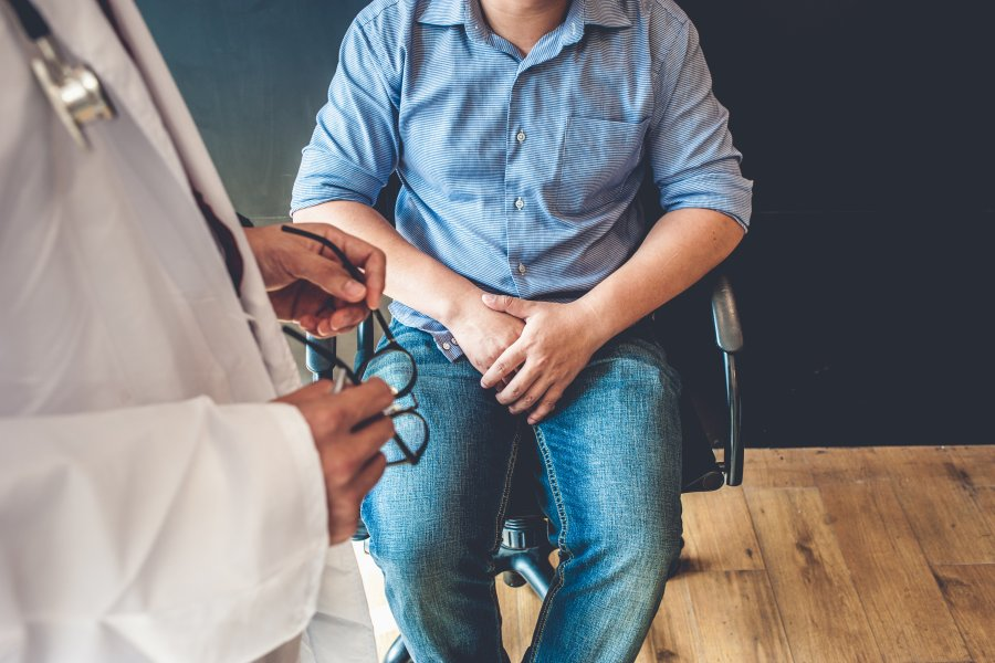 Prostata – męski problem. Najczęstsze schorzenia