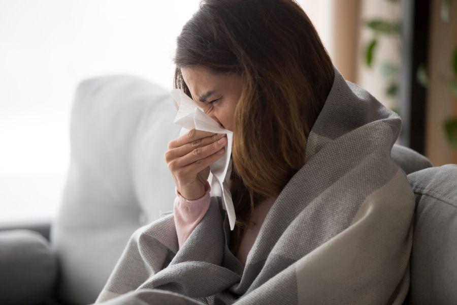 Przeziębienie czy zapalenie zatok?