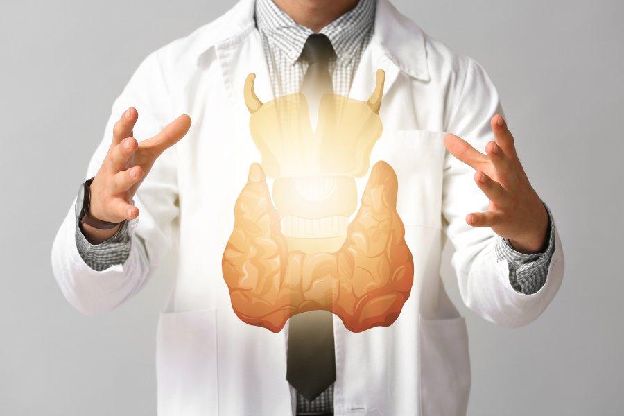 Rak brodawkowaty tarczycy