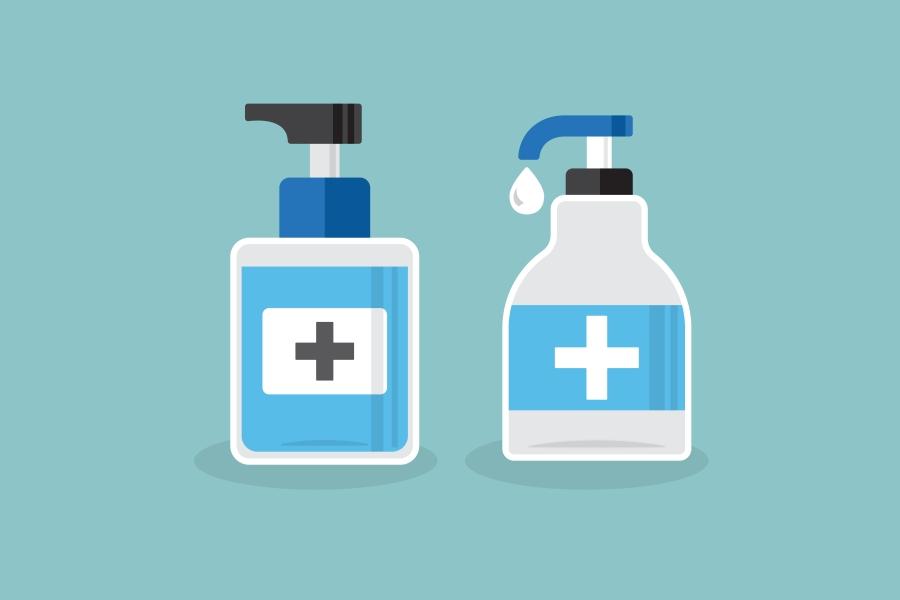Środki dezynfekcyjne i antybakteryjne