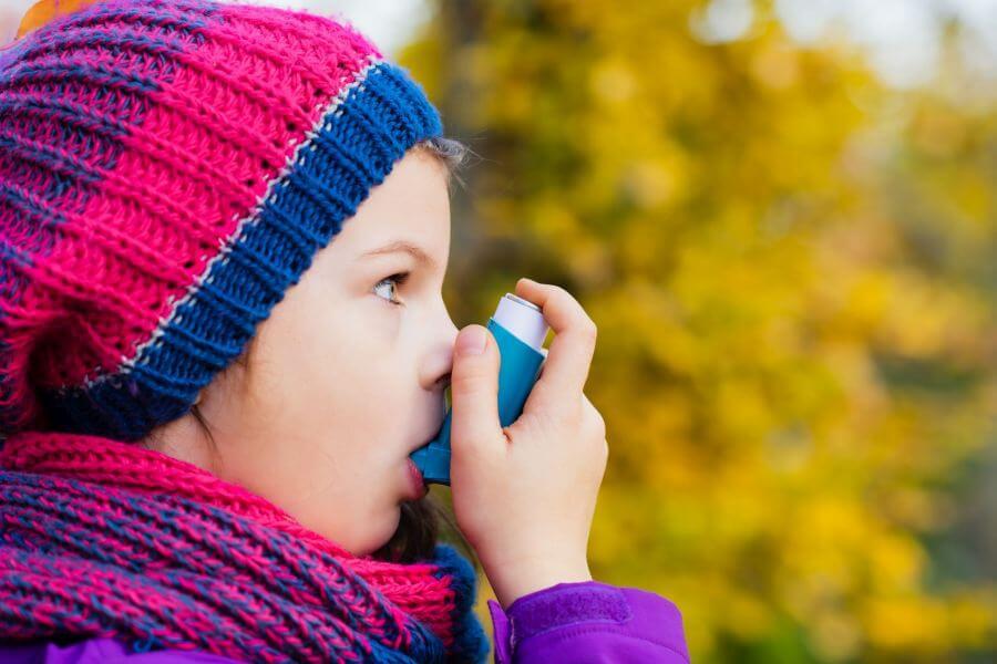 sterydy na astmę u dzieci