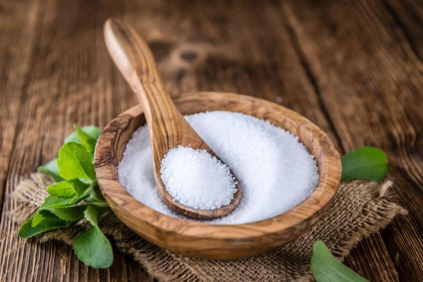 Stewia - zdrowsza alternatywa dla cukru