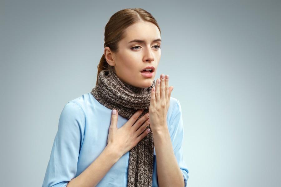 Suchy kaszel - przyczyny i metody leczenia