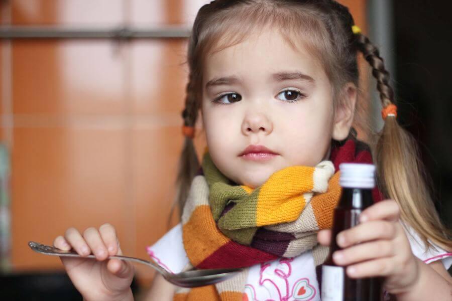 syrop dla dzieci ibufen
