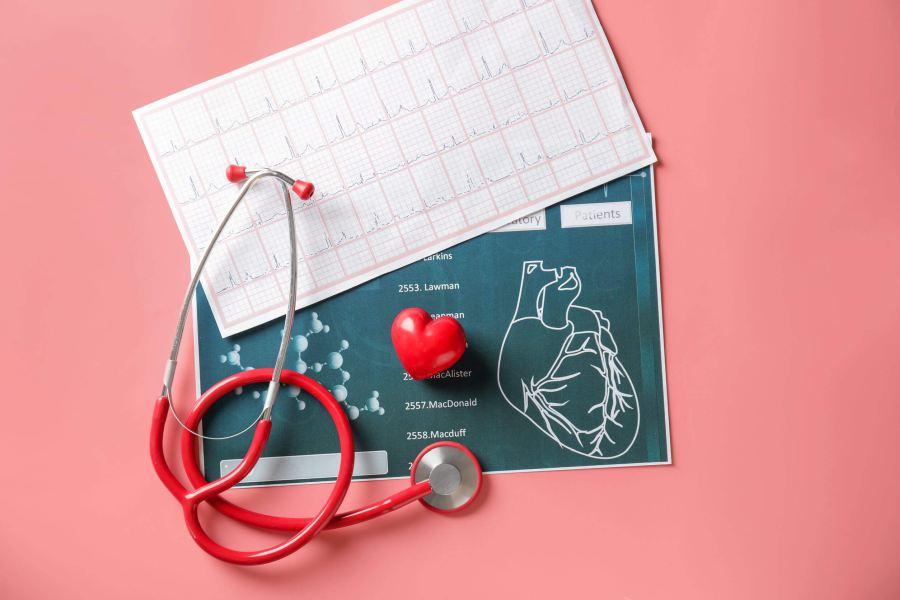 tachykardia badanie serca