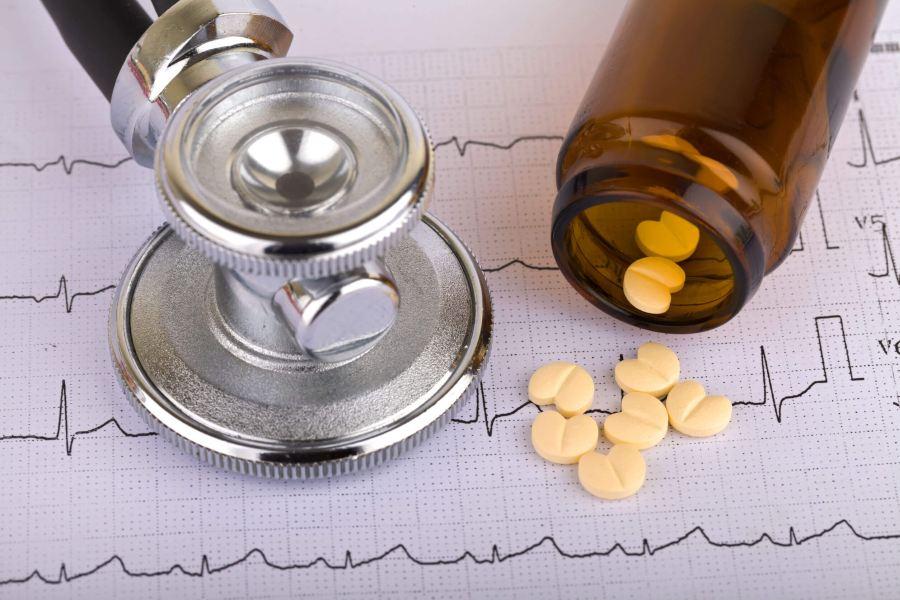 tachykardia stetoskop elektrokardiografia