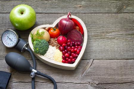 warzywa owoce cholesterol