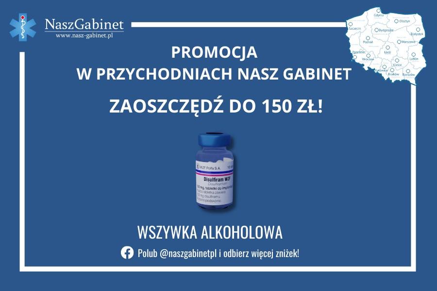 Grafika promocyjna firmy Nasz Gabinet.