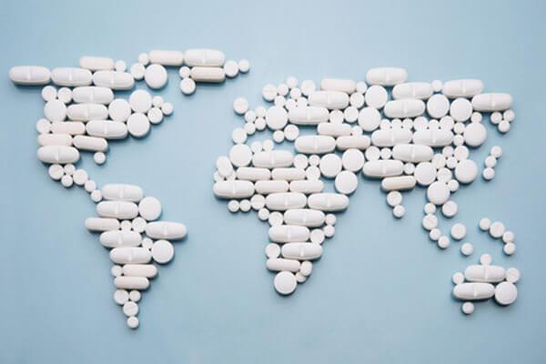 zabieranie leków za granicę