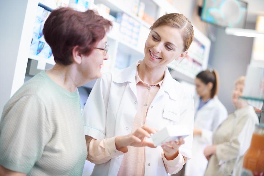 Zapytaj Farmaceutę - fachowe porady dla seniorów