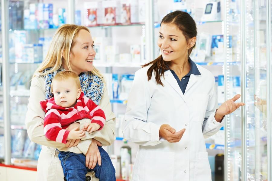 Zapytaj farmaceutę – wsparcie dla rodziców